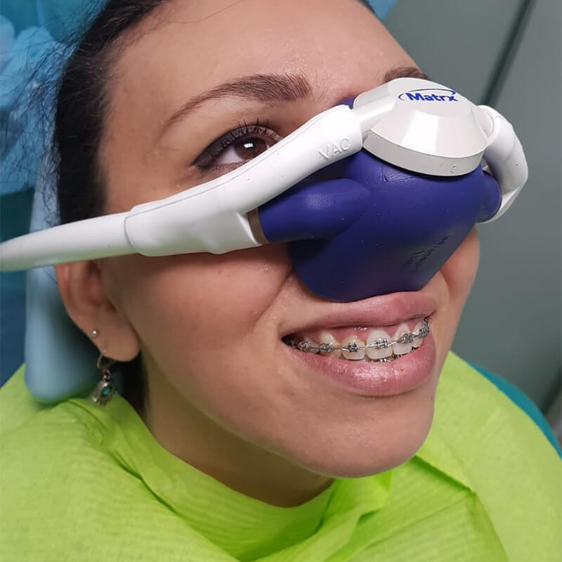 Studio Dentistico Oriolo | Dott.ssa Carmen oriolo Odontoiatra Lido di Ostia | Sedazione Cosciente Anestesia Dentale